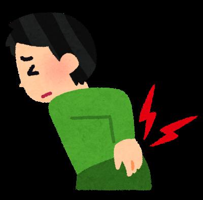 腰や足の痛み