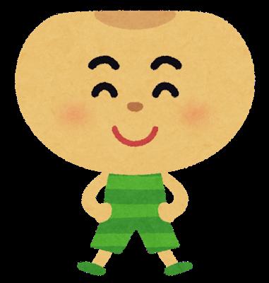 大豆のキャラクター